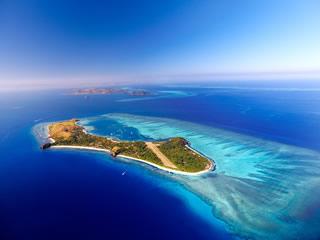 ナンディーのママヌザ諸島エリア パッケージツアー