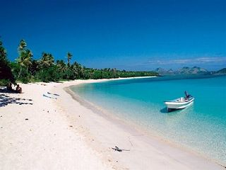 ナンディーのヤサワ諸島 パッケージツアー